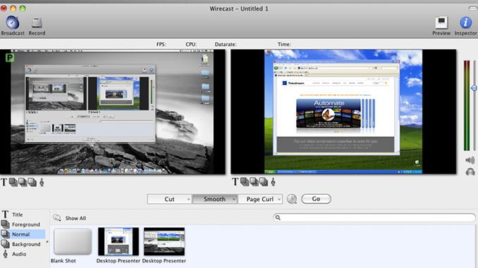 Opening Doors with Desktop Presenter