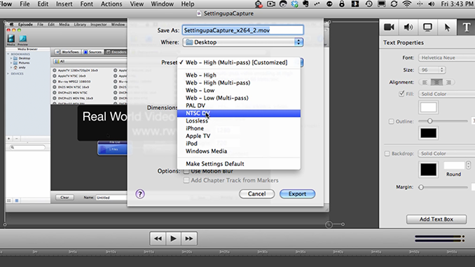 Encoding Tips Part 2 by Andy Beach