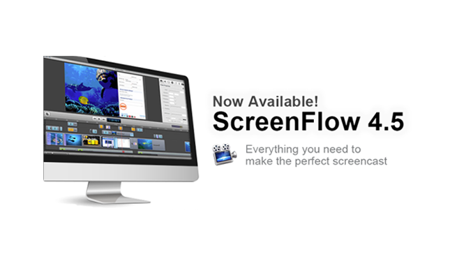 ScreenFlow 4.5 is Now Available!