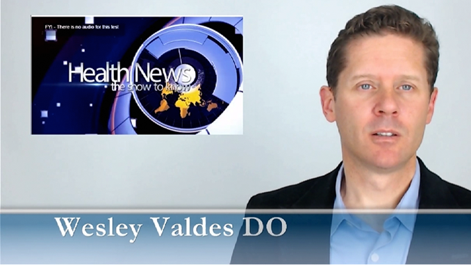 Dr. Valdes uses Wirecast to connect with his patients